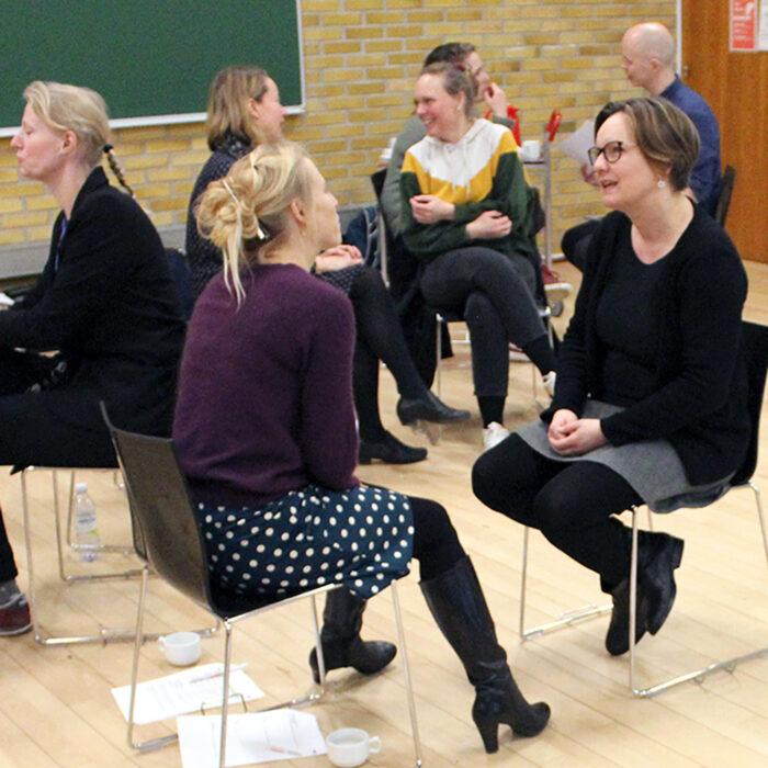 Kurser workshops oplæg